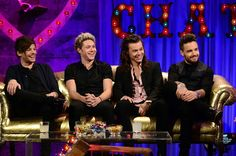 1D on the #chattyman last year!