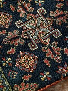 "Bonnechanse &Творческая мастерская ""Артель Белый Cross Stitch Borders, Cross Stitch Designs, Cross Stitching, Cross Stitch Embroidery, Embroidery Patterns, Hand Embroidery, Cross Stitch Patterns, Palestinian Embroidery, Pinterest Crafts"