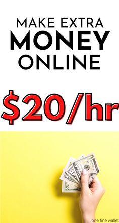 Make Money Fast, Make Money Blogging, Make Money From Home, Money Tips, Money Saving Tips, Earn Money Online Fast, Money Hacks, Free Money, Online Income