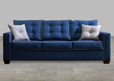 2016 Blue sofa, A trendy and magical choice for your interior design