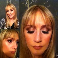 Special occasion make-up