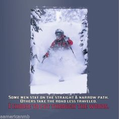The-Mountain-Life-T-shirt-Down-Hill-Skiing-Snow-Size-2XL-Gray-Cut-Through-Woods