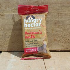 Hungry Hector Delicious Beef and Carrot Grain-Free Dog Treats