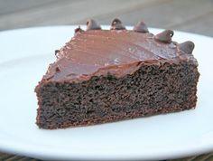 Low-Fat Chocolate Cake Recipe | POPSUGAR Fitness