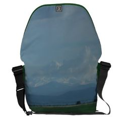 Mount Shasta: The Runaway Bride I SDL Bag 2 Courier Bags