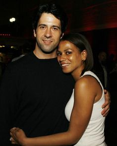 Troy Garity and his wife Simone Bent, they married back in 2007, ♥ He's a cutie! :D