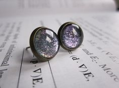 Higgs Field Earrings   23 Majestically Beautiful Pieces Of Science Jewelry