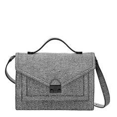 Loeffler Randall Rider Bag | Handbags | LoefflerRandall.com Black lizard embossed leather rider bag $495