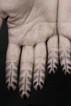 Tatouage dotwork Kenji Alucky