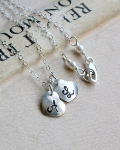 Personalized Best Friends Necklace