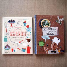 Neue Kochbücher für Kinder 2015