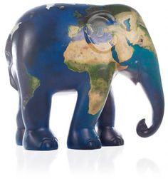 Elephant Parade - Gaia Elephant