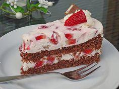 Einfach nur Lecker : Yogurette-Torte Super lecker und fruchtig