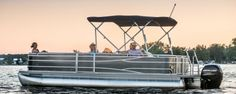 Cypress Cay Cabana 240 - Ultimate Party Pontoon Boat. For more info Visit-   http://www.pontoonboatguide.com/compare-pontoons/cypress-cay/cabana-240/
