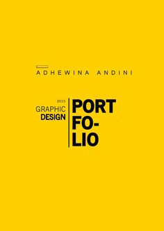Adhewina Graphic Design Portfolio