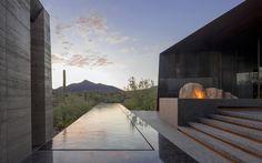 Galería de Casa Patio Desierto / Wendell Burnette Architects - 7