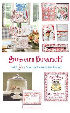 Susan Branch Tea Party