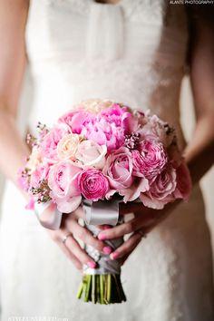 25 stunning Wedding Bouquets - Part 7 | bellethemagazine.com