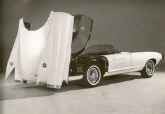 1959 Cadillac Cyclone 03 600x418 Coffee and a Concept   1959 Cadillac Cyclone