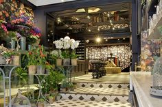 House of Hackney flagship store by MRA, London – UK » Retail Design Blog