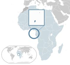 Location of São Tomé and Príncipe(dark blue)–in Africa(light blue &dark grey)–in the African Union(light blue)