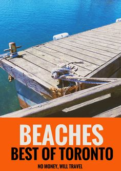 Guide to Toronto's Beaches