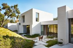 Tour Jenni Kayne's Serene Los Angeles Family Home   Architectural Digest Villas, Vincent Van Duysen, California Architecture, Dream Properties, Thing 1, Design Within Reach, Indoor Outdoor Living, Outdoor Decor, Brickwork