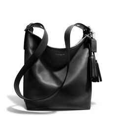 The Legacy Duffle In Leather from Coach..mmmm looks soo rich an wonderful