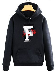 INFINITE F Kpop Hoodies Hooded Moleton Dilemma Harajuku Boyfriend Style Unisex Sweatshirt Cotton Fleece Coat Women Men