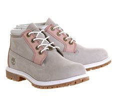 Timberland Nellie Chukka Double Waterproof boots Wind Chime Nubuck Exclusive - Ankle Boots