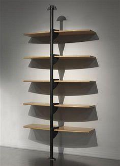 "Etagère ""Ray Noble"" Philippe Starck - 1982"