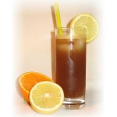 This is the classic Long Island Iced Tea, containing just a hint of citrus. It is best made with top shelf liquors. Watch out, it is very strong, but tastes very good, so you may not realize all the alcohol you're consuming.