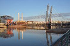 Crusell Bridge, Helsinki