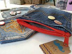 Jeans wallets