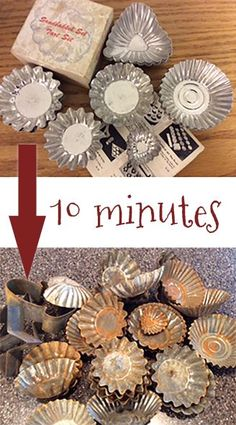 Wings of Whimsy: How to rust metal instantly!! With instructions an recipe! #diy…