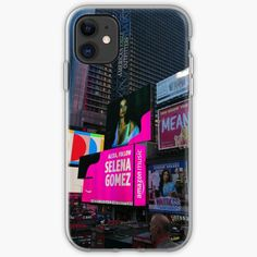 Iphone Wallet, Iphone 11, Selena Gomez, Iphone Case Covers, Cover Design, New York City, Samsung Galaxy, Art Prints, Printed