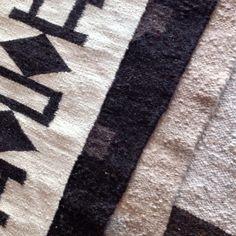 An assortment of freshly Hand-woven Karakul rugs in our Stellenbosch Shop - 8 Bird Street