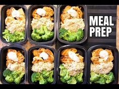 Meal Prep! | Classy Cookin' With Chef Stef
