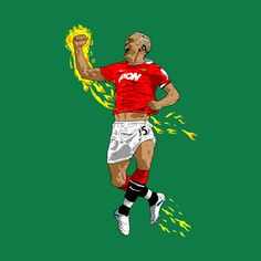 Shop The one and only Vidic mufc t-shirts designed by SuperFZ as well as other mufc merchandise at TeePublic. Manchester United Legends, Manchester United Football, One And Only, The One, Rio Ferdinand, Man United, Spiderman, Kids Outfits, Graphic Tees