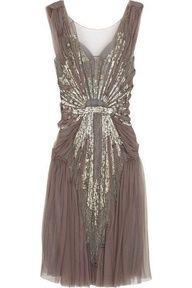 Great Gatsby inspired Dress