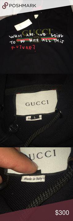 Gucci pullover sweater Brand new never worn comes wit tag on it Gucci Sweaters