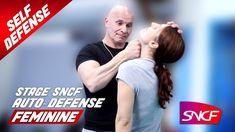 JE DONNE UN COURS D'AUTO-DÉFENSE AU PERSONNEL FÉMININ DE LA SNCF ! - YouTube Self Defense