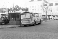 Busstation achter V&D  I remember this place well