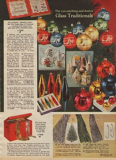 1969 xx xx sears christmas catalog p341 by wishbook via flickr - Sears Christmas Decorations
