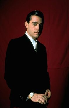 Ray Liotta in Goodfellas (1990), such a dapper man