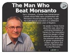 People Power: Percy Schmeiser v.s. Monsanto | Make up your own Mind