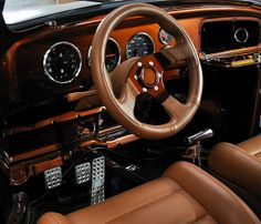 Custom VW Bug Interior | Recent Photos The Commons Getty Collection Galleries World Map App ...