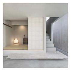 Interior Design Addict: The simplistic view of the Go Bang house | Takeru Shoji architects | Interior Design Addict
