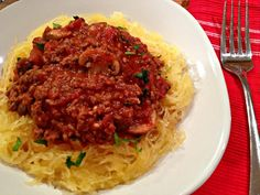 Tomato Meat Sauce - Low Carb, Paleo Peace Love and Low Carb