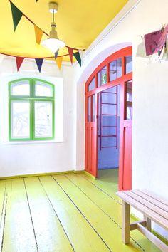 preschool interior design